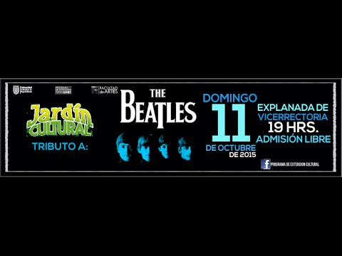tributo a the beatles concierto de jard n cultural uabc