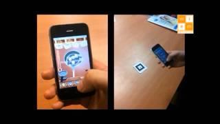 "Mobile AR Cooking Game ""PAN MASTER"""