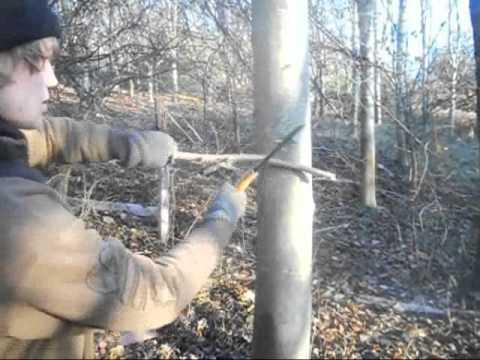 Bushcraft Knives- The Finnish Leuku
