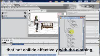 daz studio tutorial how to use dynamic clothing with animate
