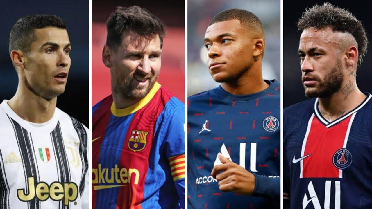 Ronaldo Yonaguni Vs Messi Bandido Vs Neymar Bad Boy Vs Mbappe Montero