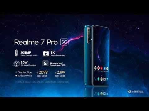 Realme 7 Pro - 5G, Everything You Need to Know