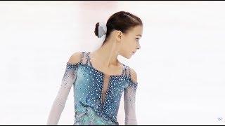 안나 쉐르바코바 주니어 그랑프리 1차 쇼트 한글자막/Anna SHCHERBAKOVA (RUS) JGP-Bratislava Slovakia SP Korean sub