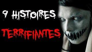 [CREEPYPASTA FR] 9 Histoires terrifiantes (racontés par 9 conteurs)