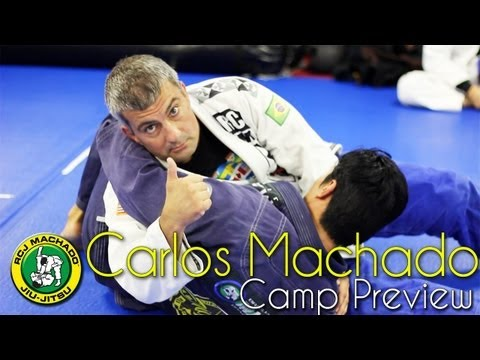 Carlos Machado - Side Mount Escape | Machado Brothers Camp Preview