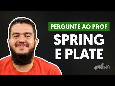 O que significa Spring e Plate nos reverbs? | Pergunte ao Professor