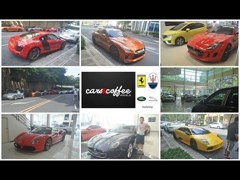 "Cars & Coffee Manila & Dealership in BGC ""Car Enthusiast"""