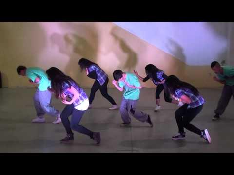 Me Escogiste Danza GCJ - (Seleccion)
