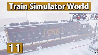 gemischter Güterzug ► TRAIN Sim WORLD Der ZUG Simulator #11
