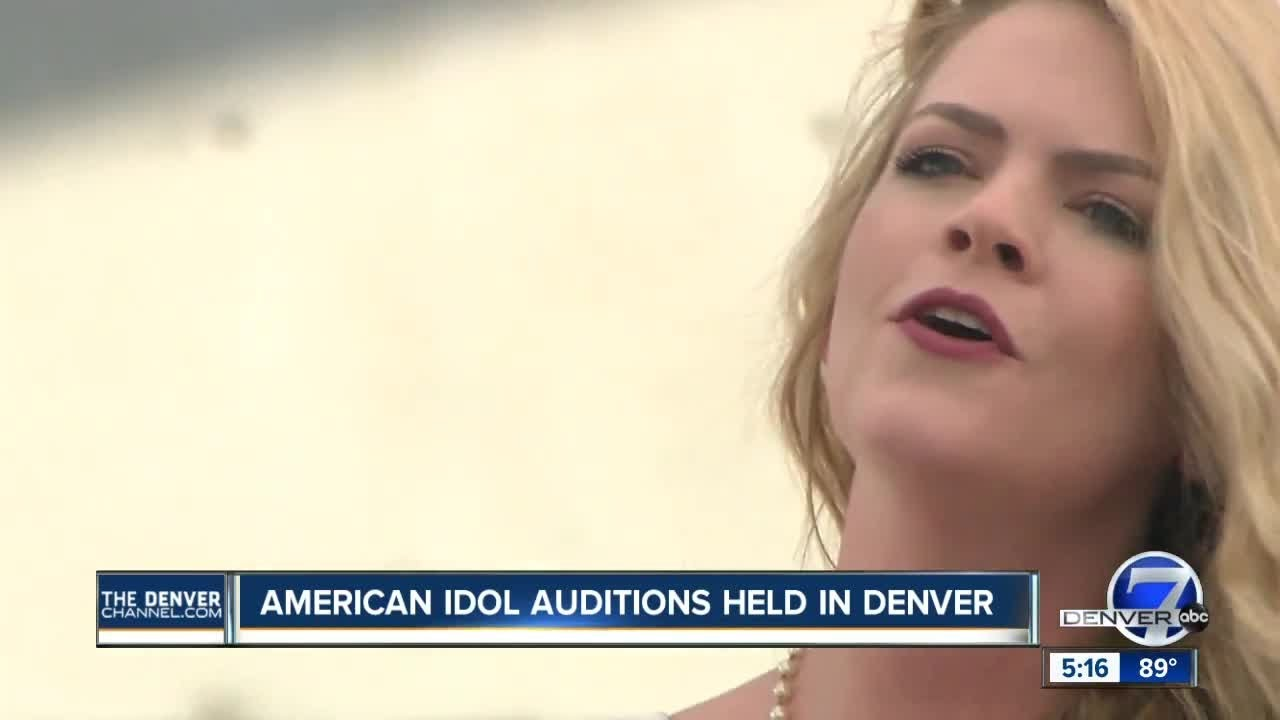 American Idol Tour Bus Stops In Denver Search Of New Talent