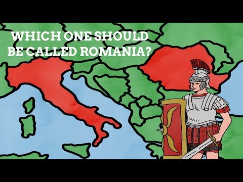 Why Isn't Italy Named Romania After The Romans?