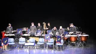 Murska Percussion Ensemble & Brass Band Slovenija 29.12.2015. II