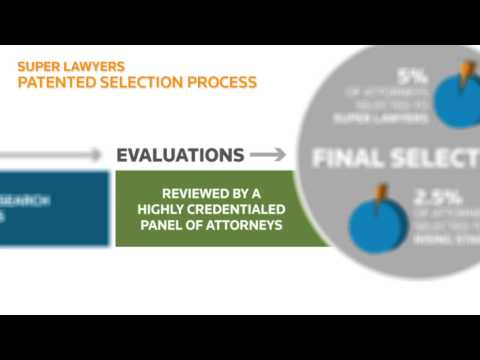 Super Lawyers recognition video - Garry L. Wilcox, Jr.