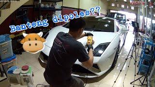 Coating Lamborghini Gallardo
