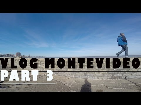 TRAVEL GUIDE MONTEVIDEO PART 3
