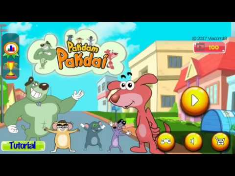 Oggy and the cockroaches | pakram pakri game video by app reviews thumbnail