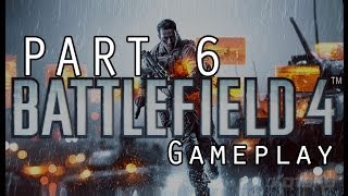 Battlefield 4 Campaign Mission 6-Reach Old Town Walkthrough Part 6(BF4)