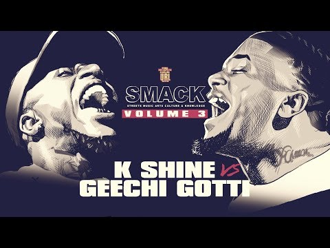 K-SHINE VS GEECHI GOTTI RAP BATTLE + BONUS FOOTAGE   URLTV