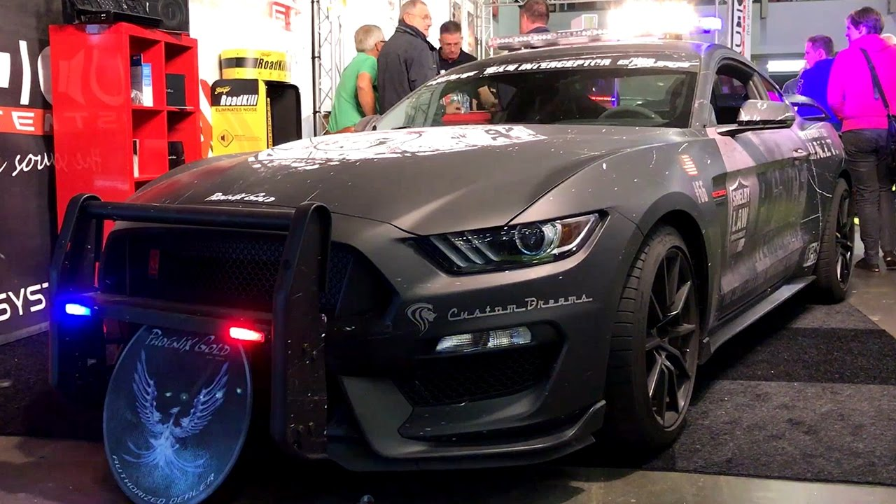 2017 ford mustang shelby gt350 police car youtube. Black Bedroom Furniture Sets. Home Design Ideas