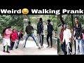 Gambar cover Weird 😂 Walking Prank  Prank in Indore  Street Bakchod