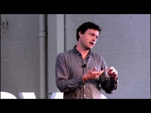 Evan Ratliff, The Atavist - XOXO Festival (2012)