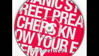 Manic Street Preachers - Baby Elian  (Lyrics in description)