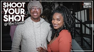 Ginger Takes Her Shot At Love w/ Nick Cannon