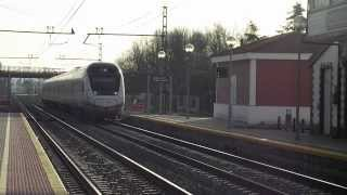 121 Renfe Cubillas de Santa Marta Valladolid