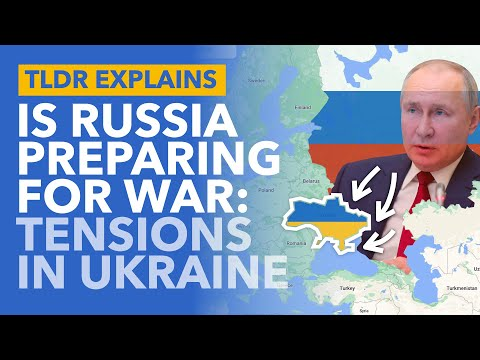 Russia Preparing for War with Ukraine? Why is Russia Sending Soldiers to the Border? - TLDR News