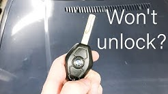 BMW key program DIY