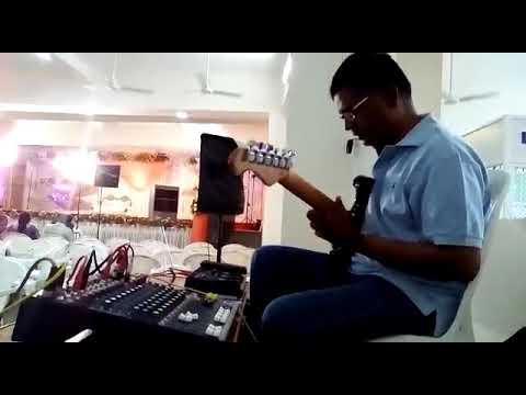 Guitar Solo Program Wedding Reception Coimbatore