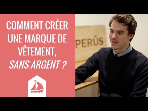 Comment créer sa marque de vêtement (sans argent) (interview 03/52)