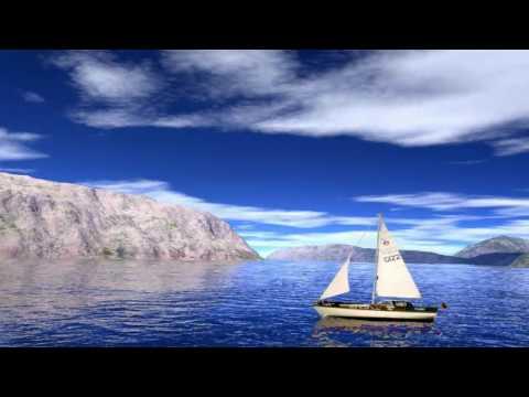 Günter Stern - Weiße Segel im Wind