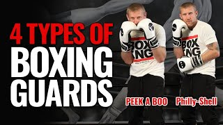 4 Styles of Boxing Stances and Guards