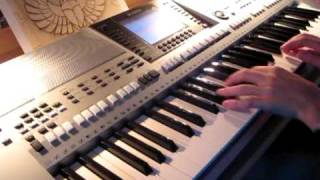 Tutorial: Registration Memory on Yamaha PSR S900