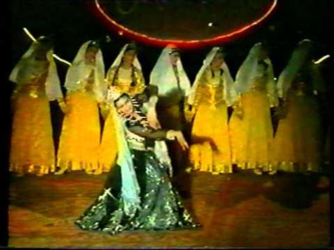 TURACI- Azerbaijan Dance - Gunel Eynullayeva