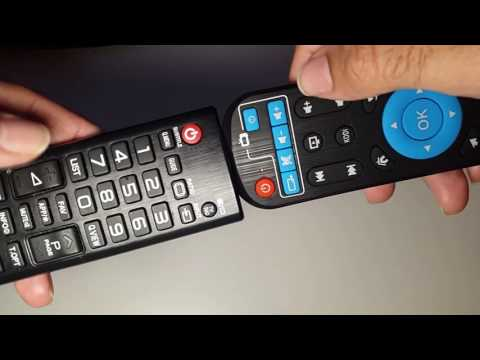How To Program Your Android TV Box Remote