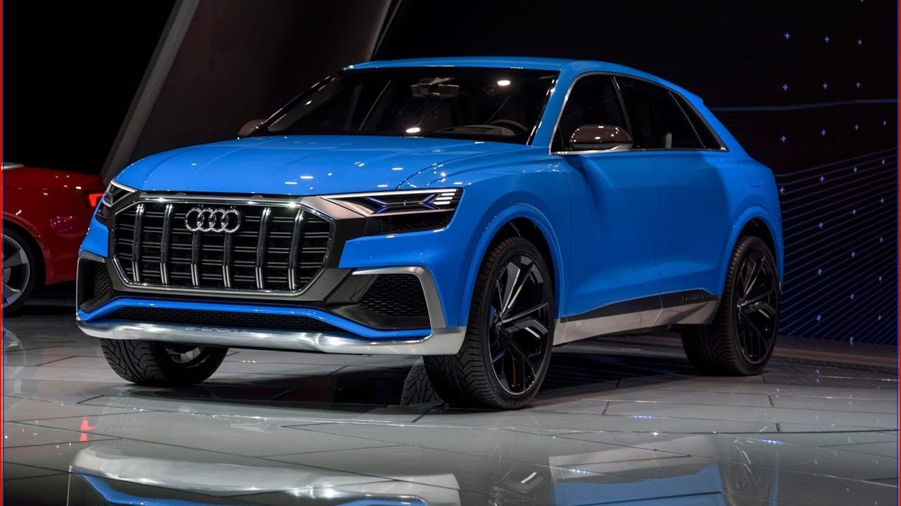 Audi Q8 2018 New Luxury Suv Interior Exterior Reviews
