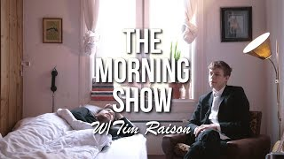 The Morning Show w/Tim Raison – Guest: Steinar Klouman Hallert