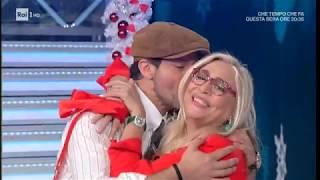 La sorpresa di Gabriel Garko per Mara Venier - Domenica In 16/12/2018