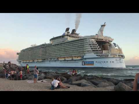 Port Everglades Ship Spotting December 18th, 2016