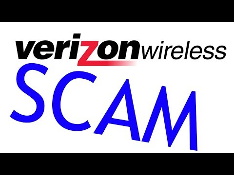 Verizon Wireless Trade-in Scam & Life Lessons