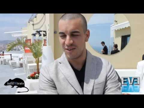 Mario Casas nos anima a ver Palmeras en la Nieve - Festival Málaga 2015