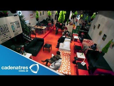 Clubes de cannabis en Barcelona y estacionamientos irregulares en el DF en Semanal 28 02/03/14