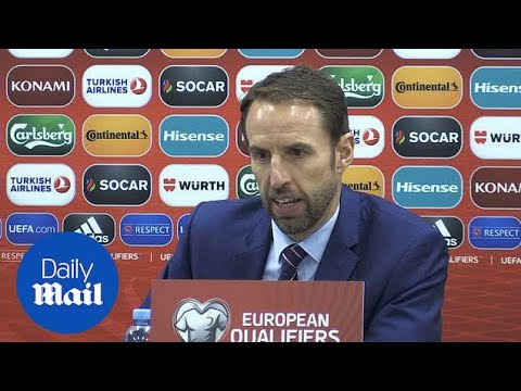 Lithuania 0-1 England: Gareth Southgate After Another Win - Daily Mail