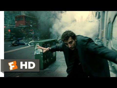 Children of Men (1/10) Movie CLIP - Cafe Bomb Blast (2006) HD