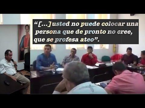 Discriminación Contra Profesor Ateo En Lebrija, Santander.