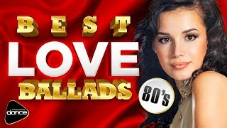 BEST LOVE BALLADS 80's. DISCO HITS. Romantic Song. Woman in Love. Remember The Time.