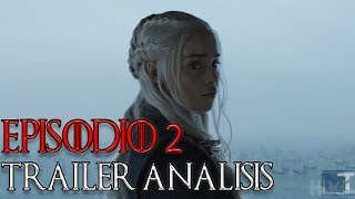 "Avance Game of Thrones Temp. 7 Episodio 2 ""Stormborn"" - Análisis rápido"