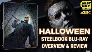HALLOWEEN (2018) - 4K Steelbook Blu-ray Overview/Review